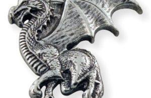 Dragon aile gauche
