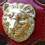 collier molosse avec tete de lion - Atelier Napoleon