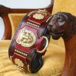 collier molosse unique et exclusif - Atelier Napoléon