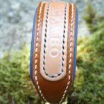Pour PLI, cuir sur mesure avec doublure Atelier Napoleon