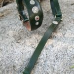 collier cuir lévrier irlandais KELL_3