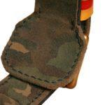 languette de protection sur collier chien Atelier Napoélon