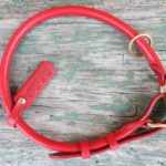 collier cuir rond étrangleur réglable très grand chien_3