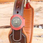 collier molosse cuir Atelier Napoléon