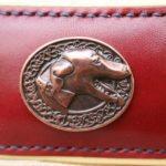 collier prestige tête lévrier cuivre_4