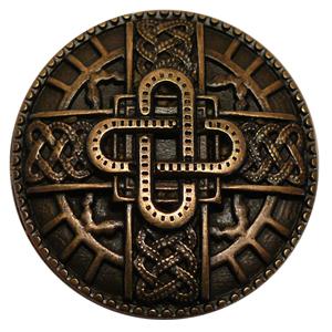 Amulette mérovingienne