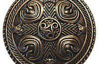 Décoration nordique bronze