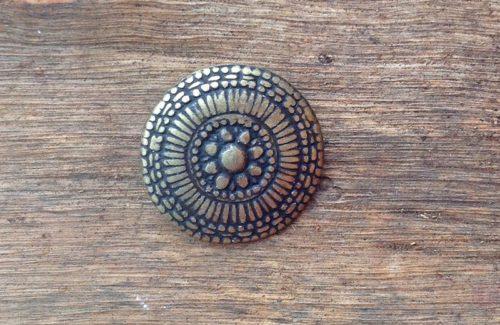 Bouclier bronze