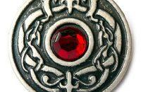 Oeil de dragon rouge
