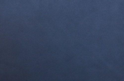 Cuir bleu marine