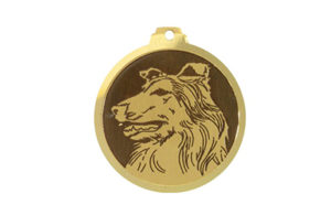 Médaille Colley