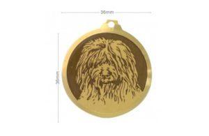 Médaille Bobtail