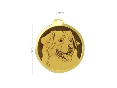 Médaille Bouvier Bernois