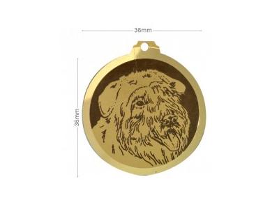 Médaille Bouvier des Flandres