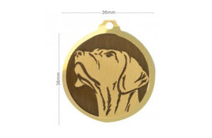 Médaille Braque Allemand