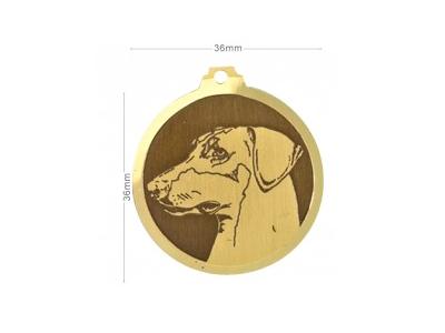 Médaille Dobermann
