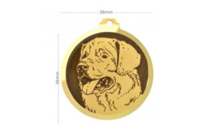 Médaille Leonberg