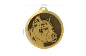 Médaille Amstaff