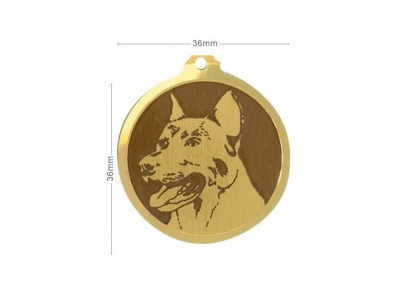 Médaille Beauceron