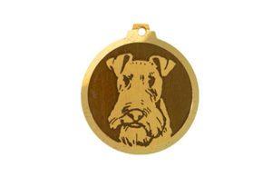 Médaille Fox Terrier