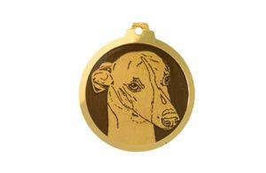 Médaille Whippet
